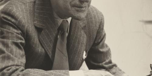 Otho Lloyd - Retrat de Francesc Costa - Cap a 1944