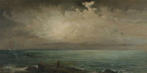 Ramon Martí i Alsina - Marina - Cap a 1888