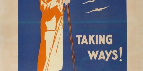 Emili Vilà  - Taking ways! - Circa 1923-1925