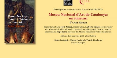 Elba editorial publica Museu Nacional d'Art de Catalunya: un itinerari, d'Artur Ramon