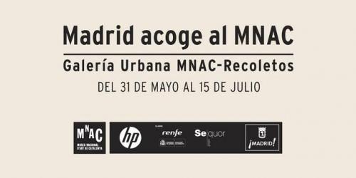 Galeria urbana MNAC-Recoletos
