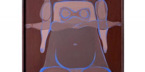 Dona amb les seves parts, Roser Bru, 1968