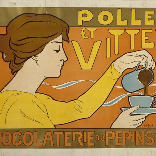 Henri Meunier - Pollet et Vittet - Circa 1896