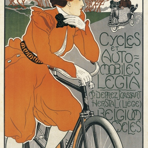 Georges Gaudy - Cycles et Automobiles Legia - 1898