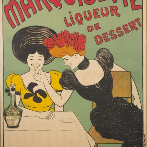 Leonetto Cappiello - La Marquisette - 1901
