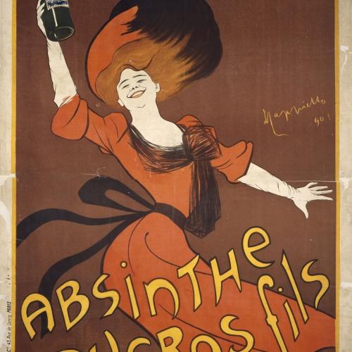 Leonetto Cappiello - Absinthe Ducros fils - 1901