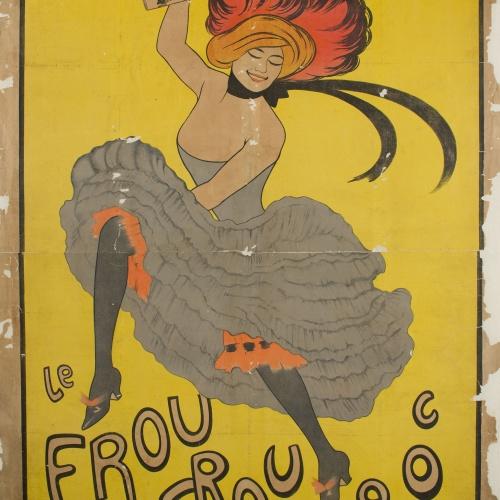Leonetto Cappiello - Le Frou Frou - 1899