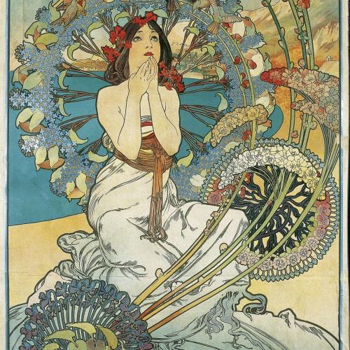 Alphonse-Marie Mucha - Monaco·Monte-Carlo - 1897