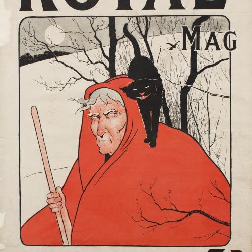 Cecil Aldin - The Royal Mag - Before 1903