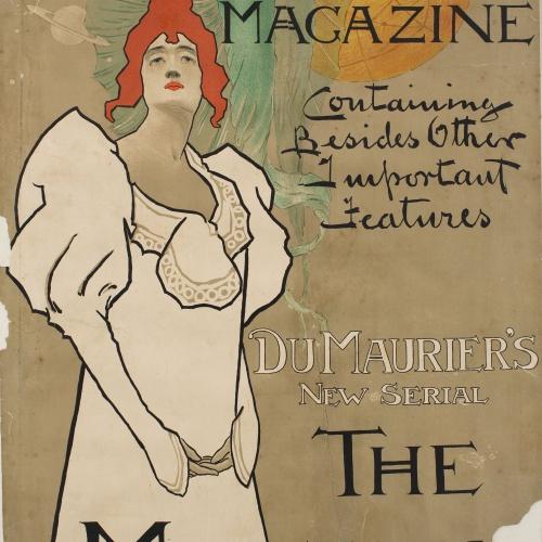 Fred Hyland - Harper's Magazine. The Martian - 1896