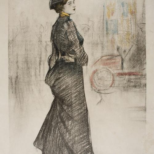 Ramon Casas - [Pèl & Ploma] - 1903