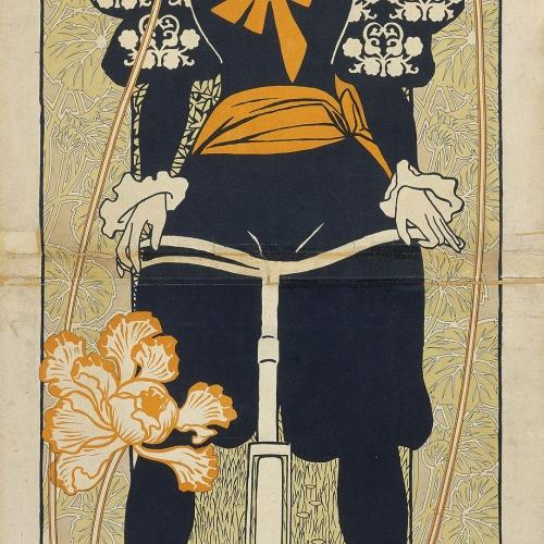 Alexandre de Riquer - Salon Pedal - 1897