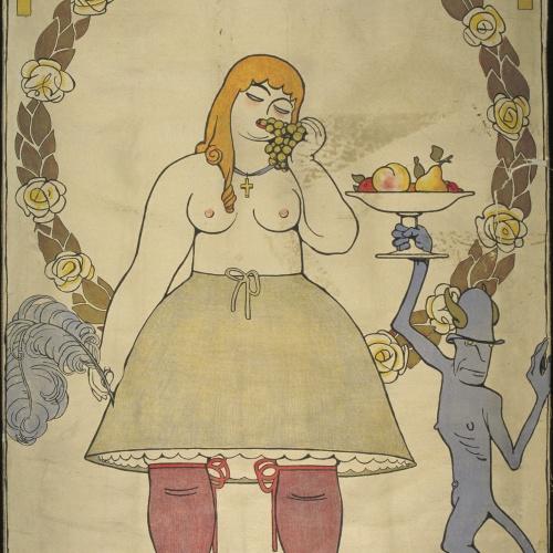 Feliu Elias - Papitu - 1911