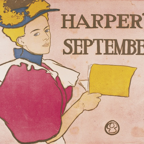 Edward Penfield - Harper's September - 1896