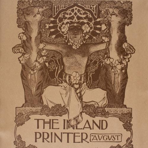 Joseph Christian Leyendecker - The Inland Printer. August (The Sun) - 1897