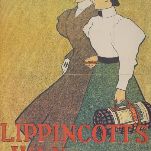 Joseph J. Gould Jr. - Lippincott's July - 1897
