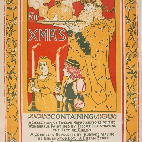 Louis John Rhead - The Century for Xmas - 1895