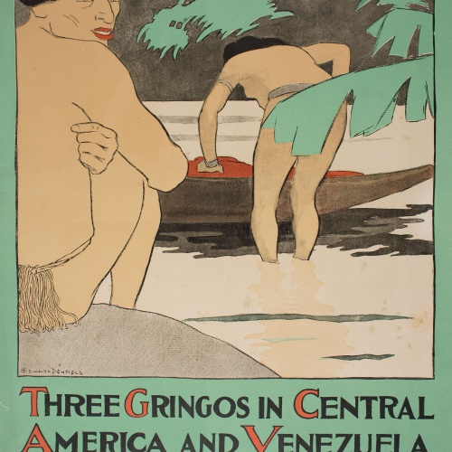 Edward Penfield - Three Gringos in Central America and Venezuela - 1896