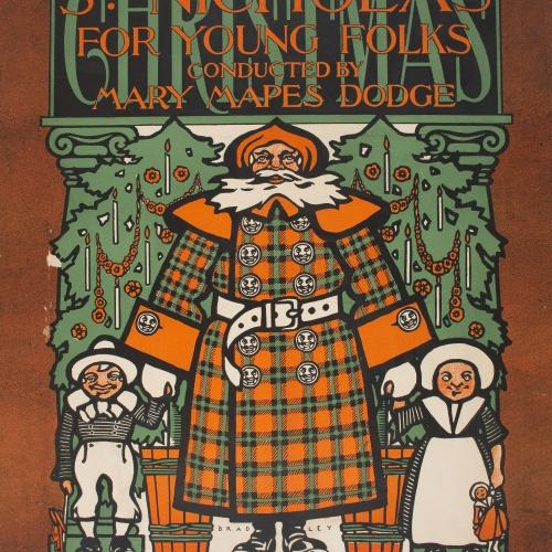 William Henry Bradley - St. Nicholas for Young Folks - 1900 o anterior