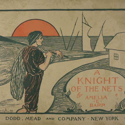 Walter Conant Greenough - A Knight of the Nets - 1896