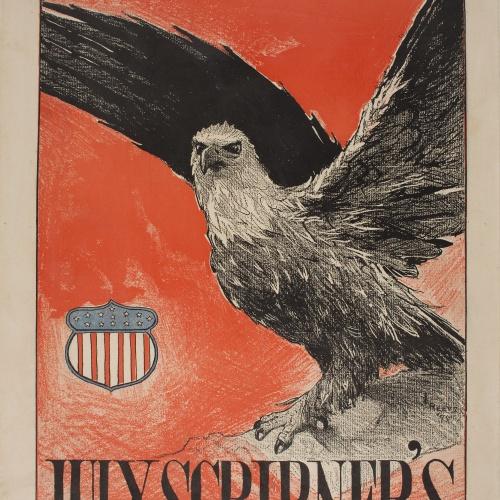 George M. Reevs - July Scribner's - 1895