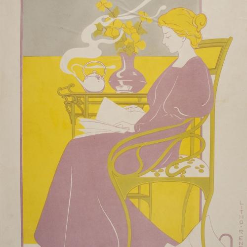 Henri Meunier - [Ameublement Cambier] - 1897