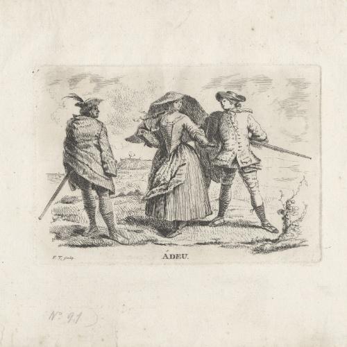 Francesc Tramulles - Adéu - Cap a 1764