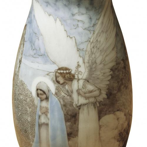 Antoni Serra - Gerro: Anunciació - Cap a 1901-1907