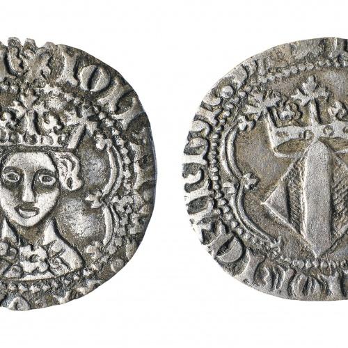 Joan II, dit «el Sense Fe» - Ral - 1458-1479