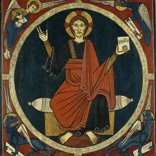 Anònim. Catalunya. Taller de la Seu d'Urgell del 1200 - Baldaquí de Tost - Cap a 1220