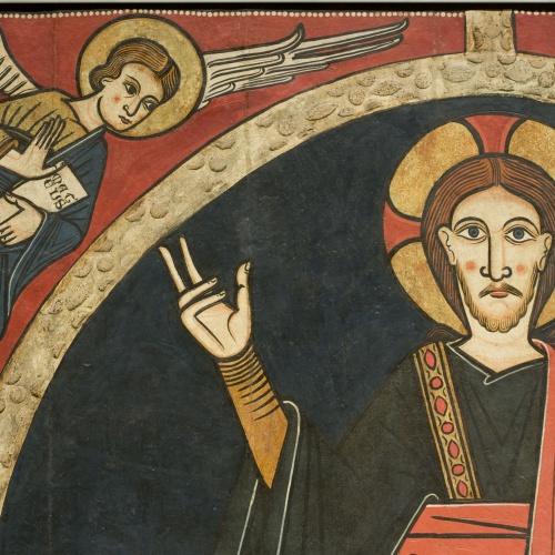 Anònim. Catalunya. Taller de la Seu d'Urgell del 1200 - Baldaquí de Tost - Cap a 1220 [2]