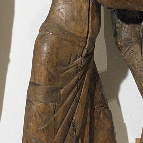 Anònim - Josep d'Arimatea del Davallament de Santa Maria de Taüll - Segona meitat del segle XII – segle XIII