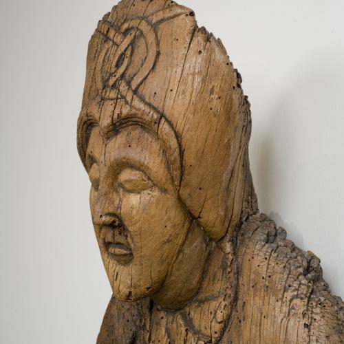 Anònim - Mare de Déu del Davallament d'Erill la Vall - Segona meitat del segle XII [2]