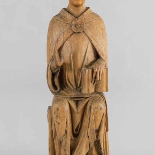 Grup de Sant Bertran de Comenge - Sant diaca - Cap a 1300