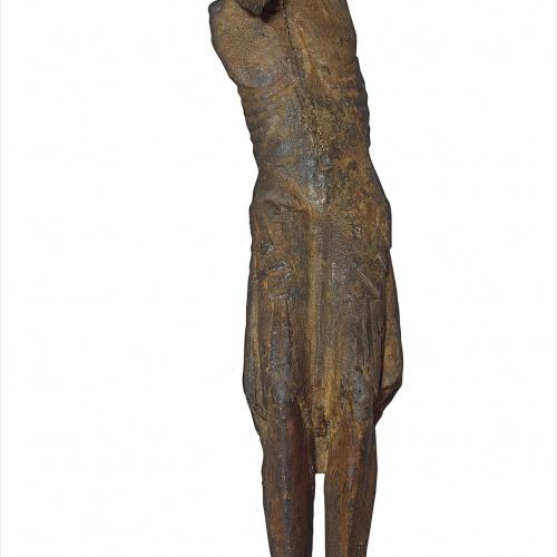 Anònim - Christ - Second half of 12th century