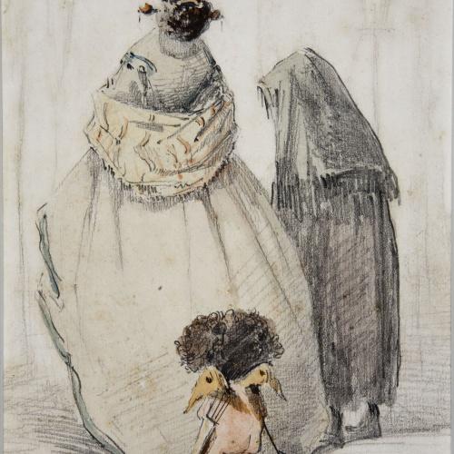Modest Urgell - Travesuras de Cupido - Cap a 1865-1870
