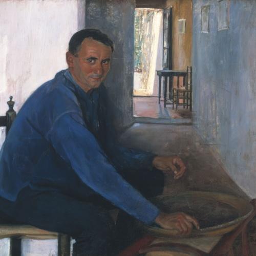 Santiago Rusiñol - En Malavida de Sitges - Sitges, cap a 1893
