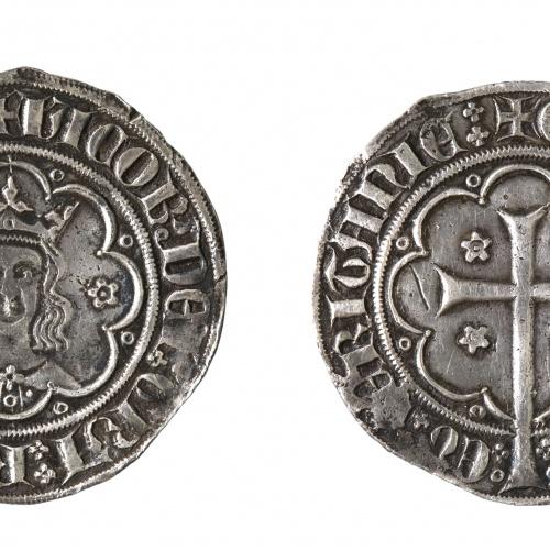 Jaume II de Mallorca - Ral de plata - 1300-1311