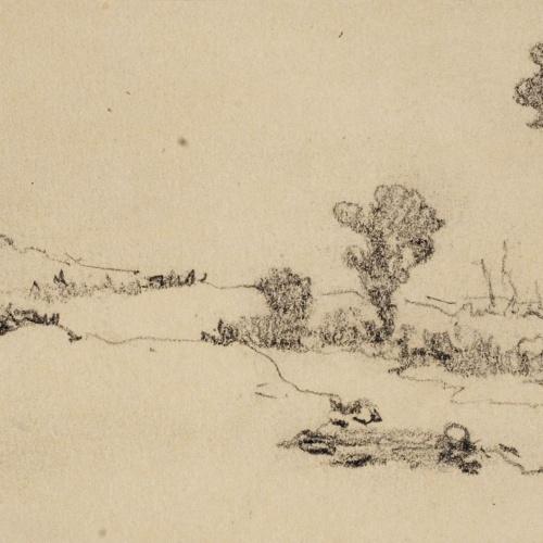 Modest Urgell - Paisatge - Cap a 1864