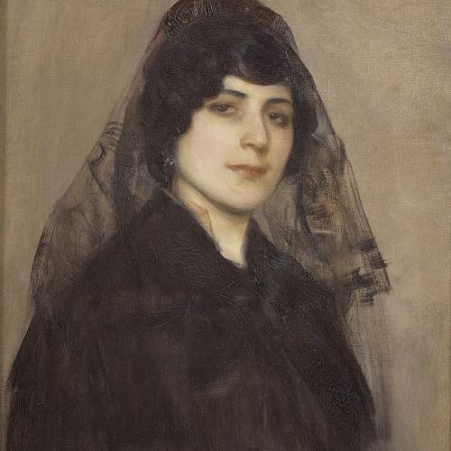 Ramon Casas - Marieta - Hacia 1905-1908
