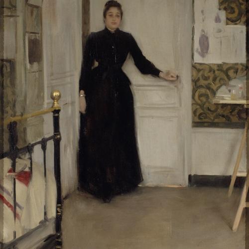 Ramon Casas - Interior - Circa 1890