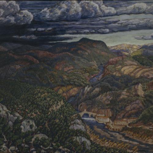 Marià Pidelaserra - Alt Llobregat - 1914