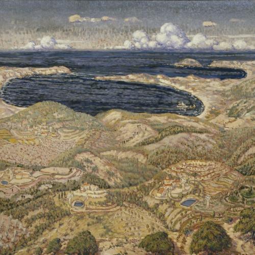 Marià Pidelaserra - Bay in Majorca - 1914