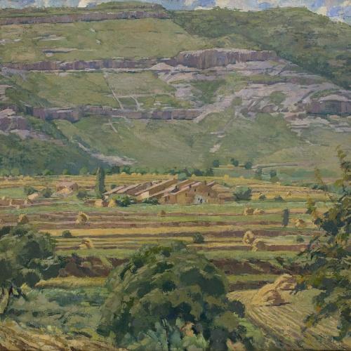 Francesc Labarta - Sheaves - 1923