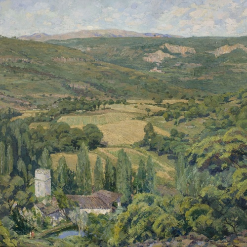 Francesc Labarta - La Llavina - 1923