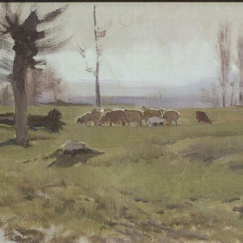 Joaquim Vayreda - Nota de Santa Coloma de Gramanet - Cap a 1894