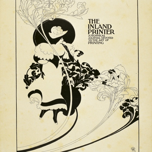 William Henry Bradley - The Inland Printer. August, 1894 - 1894