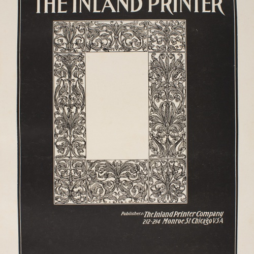 William Henry Bradley - The Inland Printer. October, 1894 - 1894