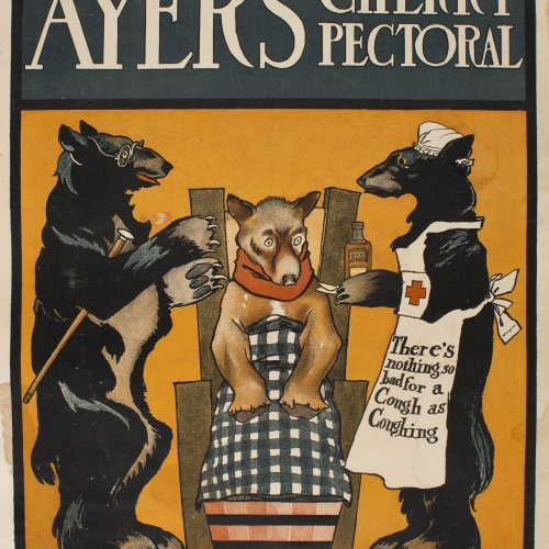 Edward Penfield - Ayer's Cherry Pectoral - 1898