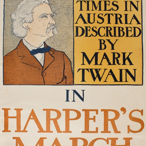 Edward Penfield - Stirring Times in Austria. Harper's. March - 1898